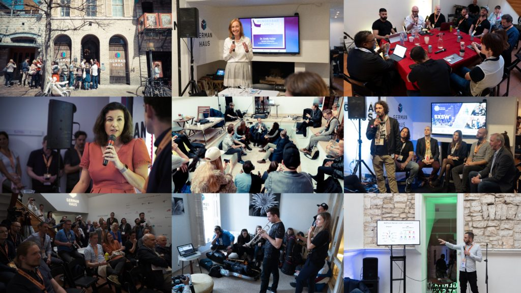 German Haus sxsw 2019 CreativeTech Days