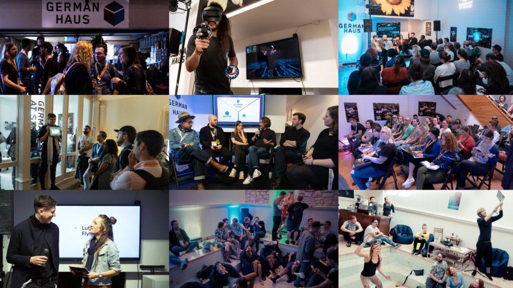 Conference German Haus Creative technology sxsw 2019