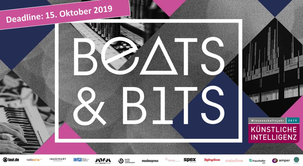 Beats & Bits KI Musik Wettbewerb