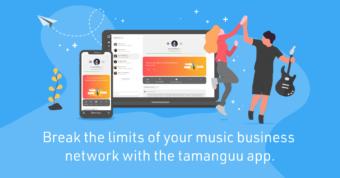 tamanguu open beta interview MusicTech Germany