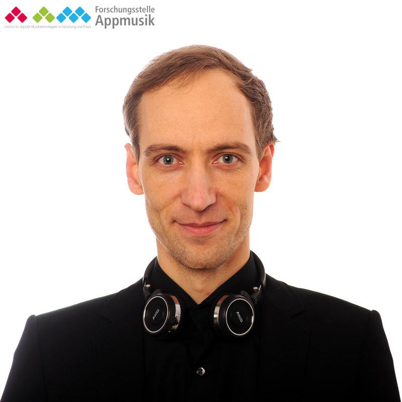 Matthias Krebs Forschungsstelle Appmusi, MusicTech Germany
