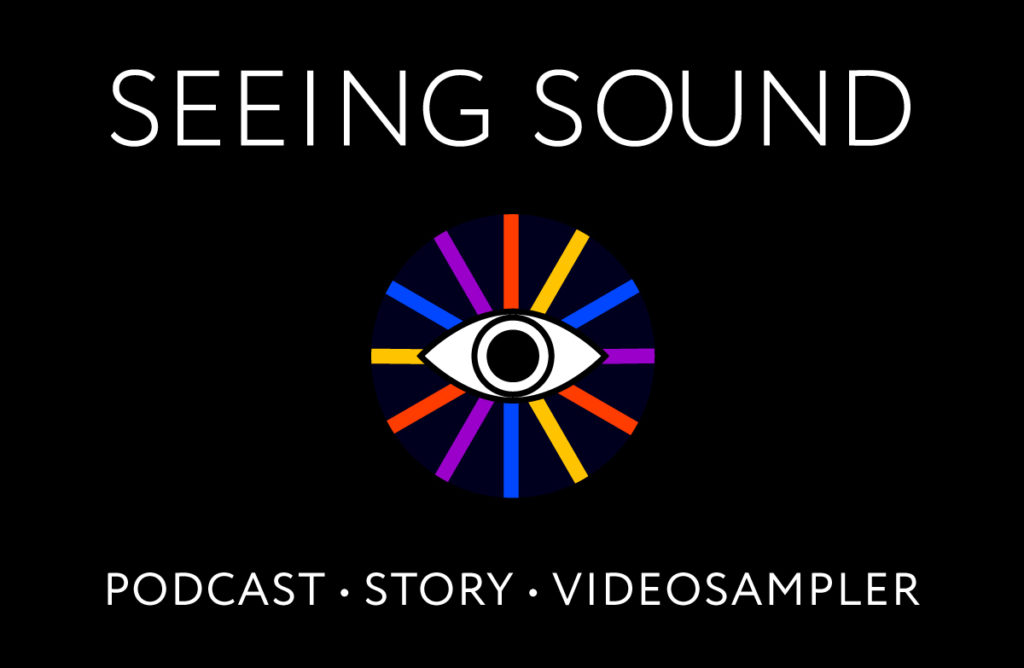 seeing sound podcast playtronica