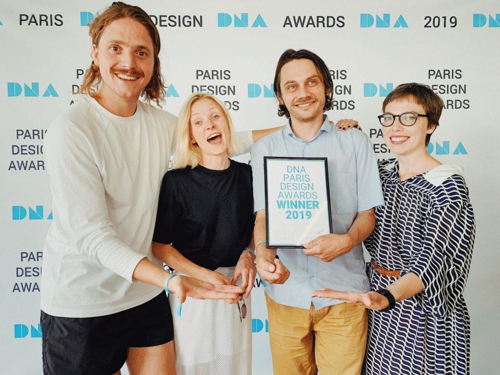 Playtronica award